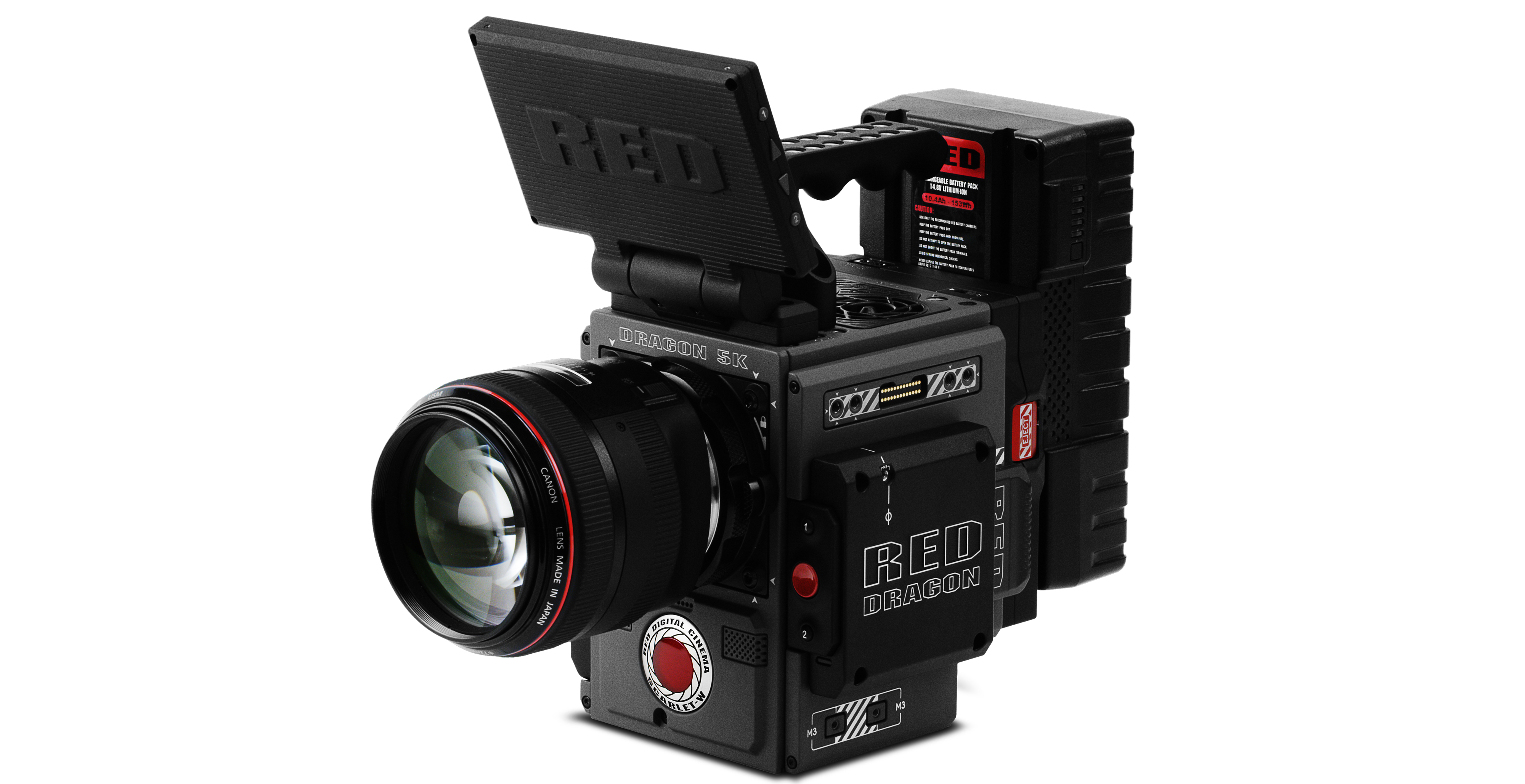RED Announces SCARLET-W, Entry-level 5K Cinema Camera | Videomaker.com